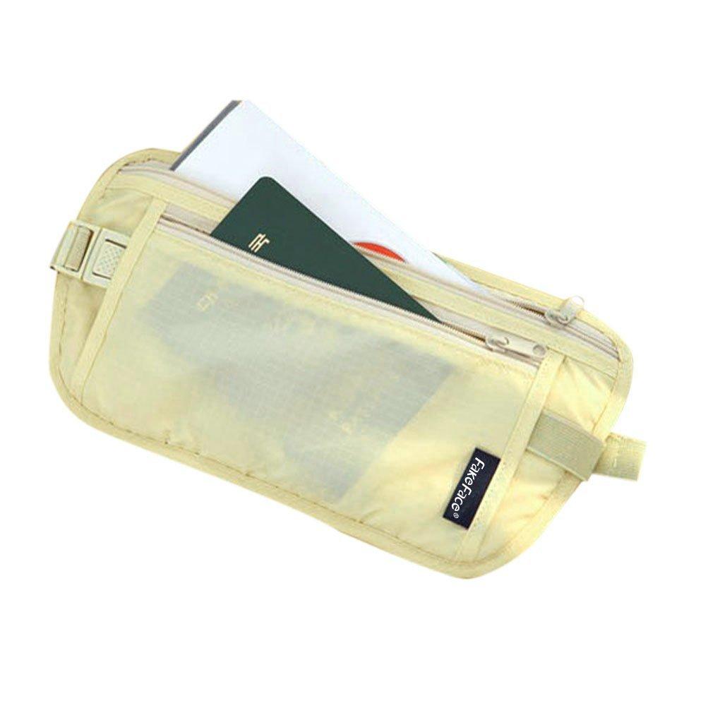 63cbac04bc66 Buy Samsonite Kangaroo Travel Waist Money Belt - Beige in Cheap ...