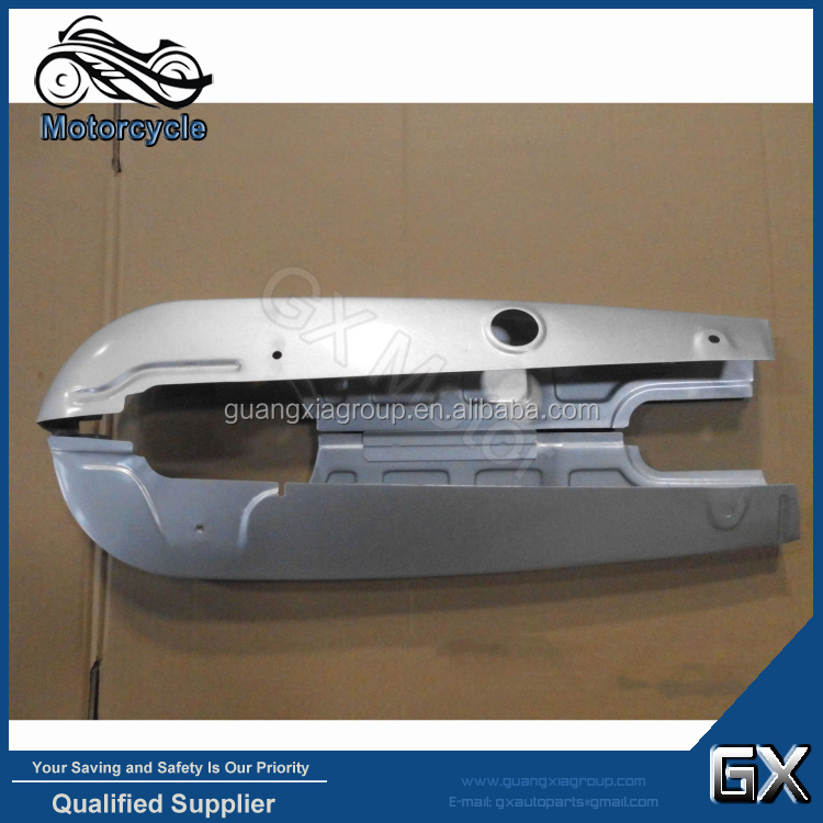 Aluminum Motorcycle/Scooter Chain Cover CY80 MT90 V50 V80