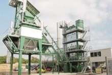 Best Quality and Automatic Hot Mixed Asphalt Batching Plant for Sale