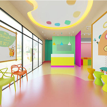 Hanplus Daycare Preschool Flooring