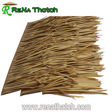 Easy installation african water reed thatch