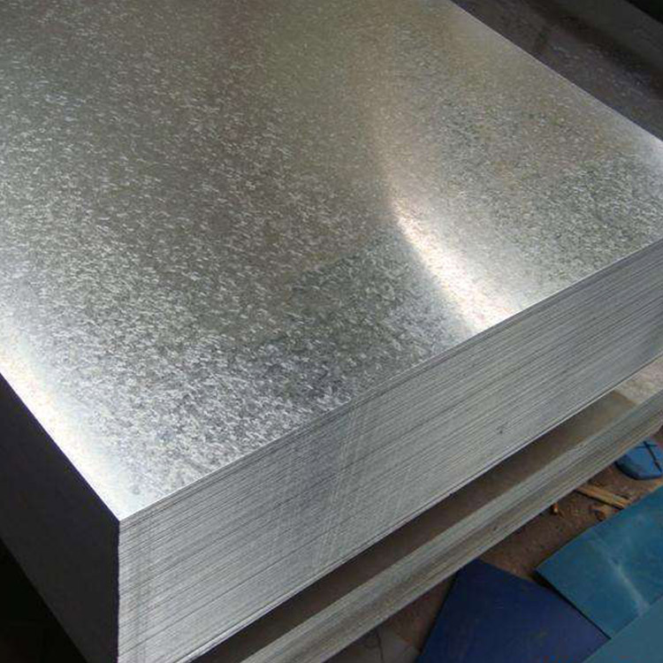 secc electro galvanized steel sheet
