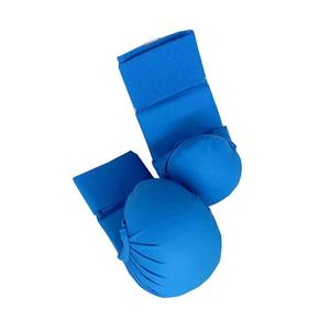 Martial Arts safety equipment blue or red karate gloves mitts punching gloves