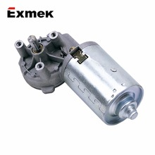 Quality products 6-10nm mini 24v dc worm gear motor from china