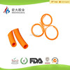 Latex extruded tube