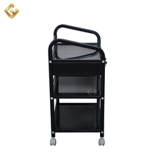 Portable salon cart hairdressing trolley beauty salon equipment in China