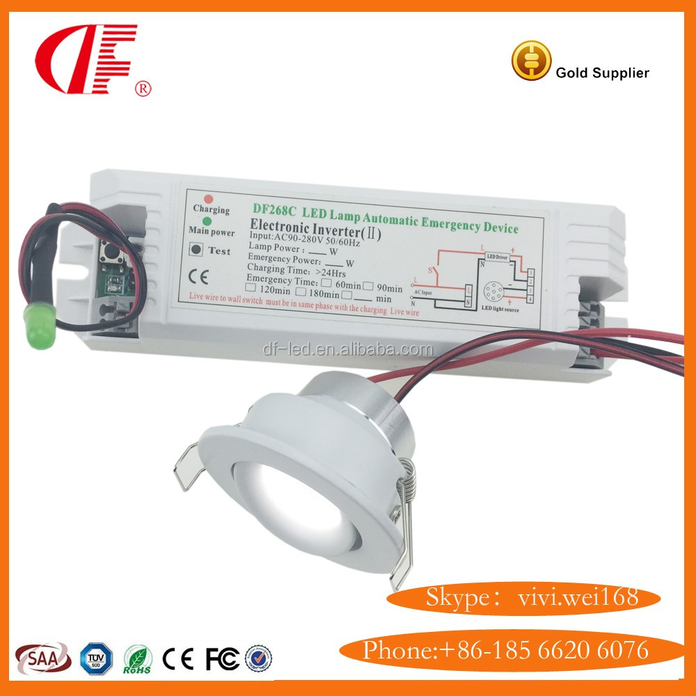 Led Emergency Spot Light1w 3w Spotlightmini Small Low Cost Automatic Ligh Light 1w Spotlight Mini Lamp With