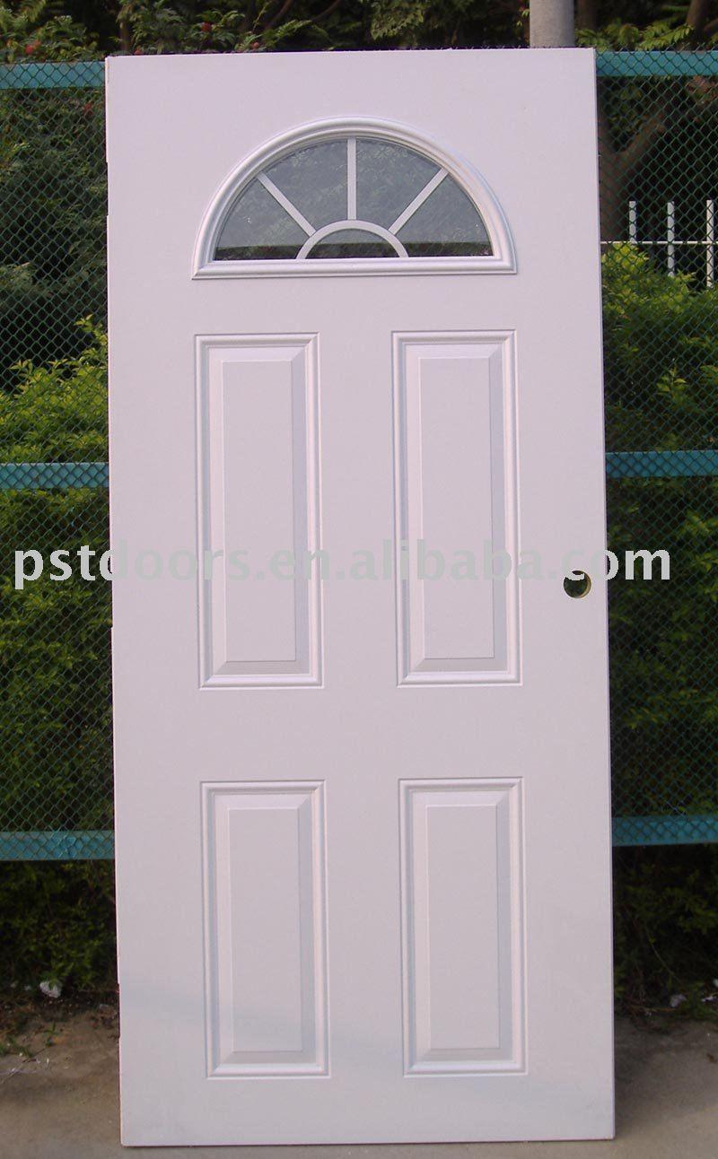 Puertas De Exterior Metalicas. Good Puertas Metalicas Exterior With ...
