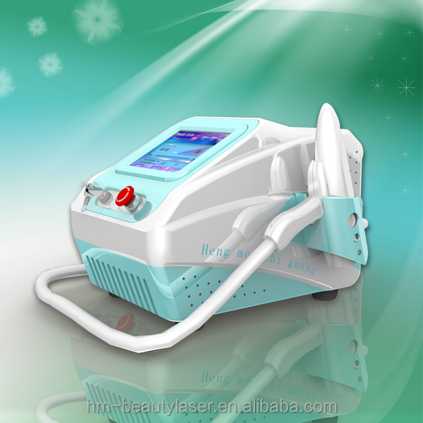 Hot selling portable nd yag laser for tattoo removal/eyebrow line removal