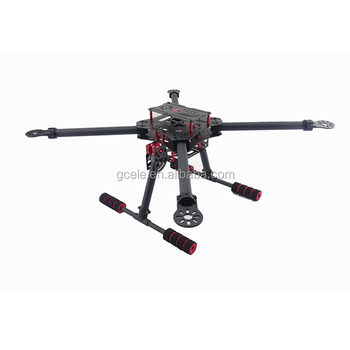 Jmrrc 450mm Carbon Fiber Frame For 4-rotors Rc Quadcopter Frame Body ...