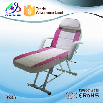 Kangzhimei wholesale strong metal base facial bed & beauty salon 8203