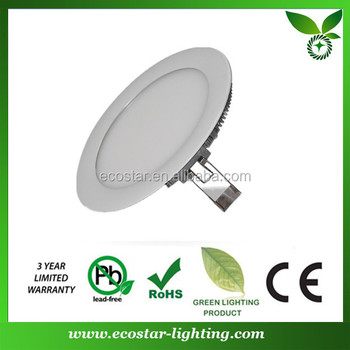 Warm White Color Temperature(cct) And Led Light Source 4w Round ...