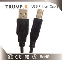 China 2016 new products usb cable for hp printer from china