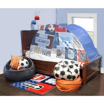 Boy Sports Play Bed Tent  sc 1 st  Alibaba & Boy Sports Play Bed Tent - Buy Kids Bed TentsSingle Bed Tent ...