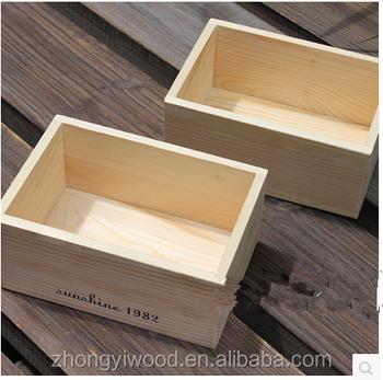 Wood Craft Hobby Craft Blank Wood Box Buy Fsc Natural Custom Wood