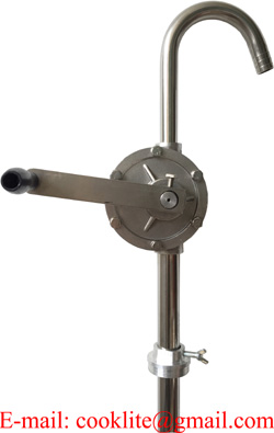 304 SS Rotary Drum Pump