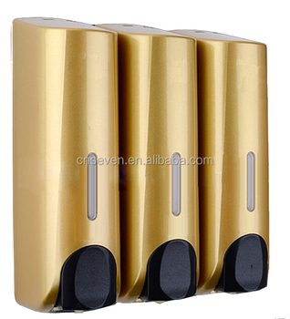 3 In1 Soap Shampoo Body Wash Dispenser