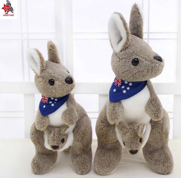 Plush toys wholesale Australiankangaroo doll