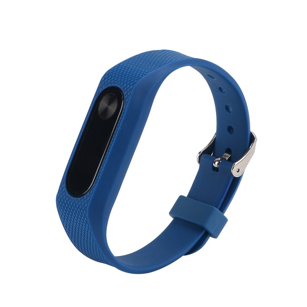 Xiaomi Mi Band 2 bands,GosuperSilicone Wrist Blet Strap Wristband Bracelet Accessories For Xiaomi Mi Band 2 Smart Watch Mi band