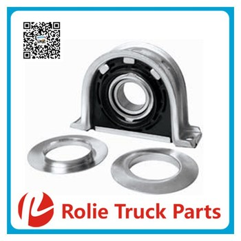 Daf heav duty truck parts oem 20614 lorry auto parts drive shaft center  bearing 50*30 40*26*20, View shaft bearing, ROLIE Product Details from Yiwu