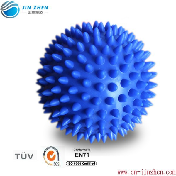 popular plastic pvc hard massage ball wholesale