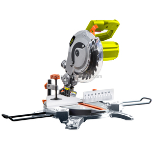 TOLHIT 210mm 1450w Economy Wood Cutting Machine Electric Power 190mm Compound Mitre Saw