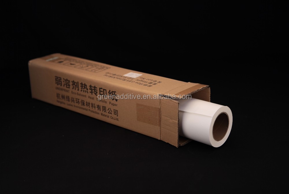 eco solvent heat transfer paper light/heat transfer printing paper for textile/heat transfer paper for roland