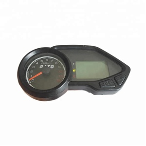 NS Universal Speedometer Motorcycle Meters Digital Speedometer Reset