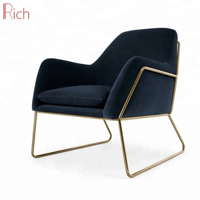 Home Furniture Br Frame Armchair