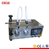 CE ISO china suppliers manual liquid filling machines