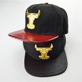 2016 new Cayler adjustable high quality fashion bone bulls snapback baseball cap casquette hat for men