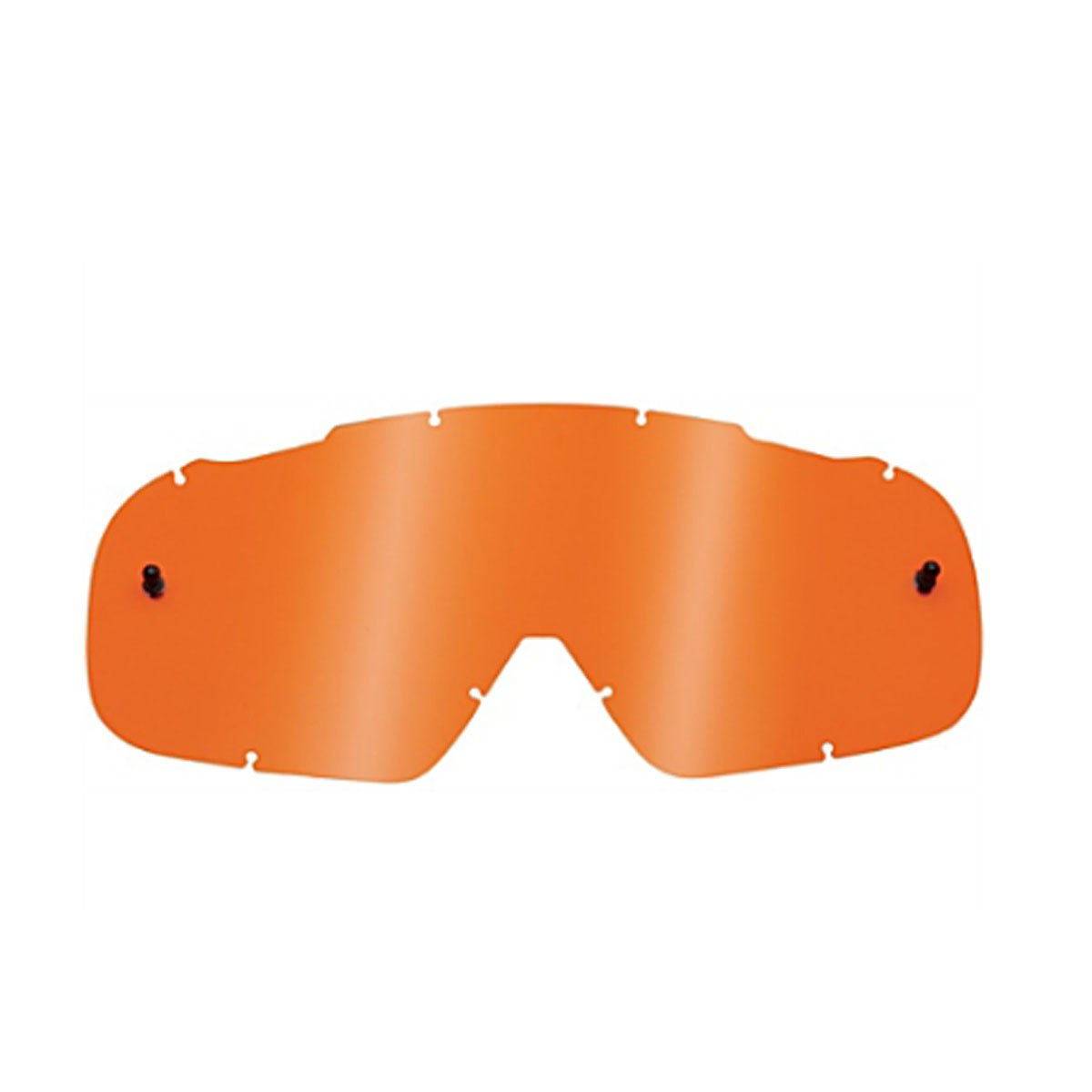 Fox Racing Main Replacement Goggle Lens-Orange