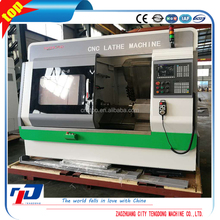 universal lathe machine Turning and milling compound center LM46 lathe machine for sell