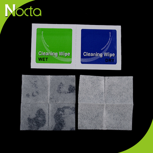 Shenzhen wholesale screen dry wet cleaning wipes lens cleaning tissues