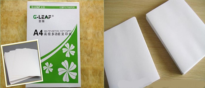 a4 paper printing paper