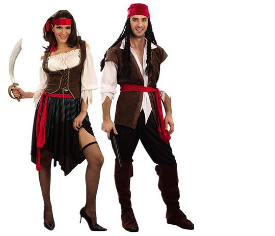 buy hot sale 2015 newest superior quality couple pirate halloween cosplay costumes dress outfit fancy dresses free shipping in cheap price on malibabacom