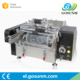 China factory CE FOB semi automatic wet glue tube labeling machine paper tube labeling machine