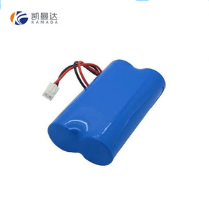 China supplier rechargeable li-ion 18650 battery pack 3.7v 5200mah