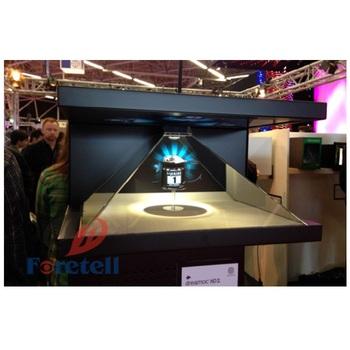 D Hologram Exhibition : D hologram exhibition showcase three dimension holographic