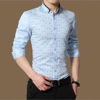 Zm40943a 2016 Autumn Latest Shirts For Men New Model Mens Shirts ...