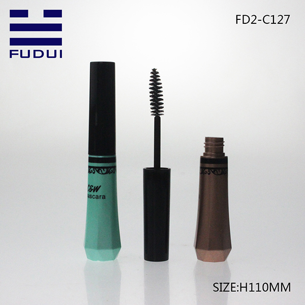 New design waterproof mascara tube/plastic mascara packaging tube from China manufacturer