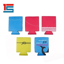 Neoprene Può Dispositivo di Raffreddamento Koozies Maniche Covers