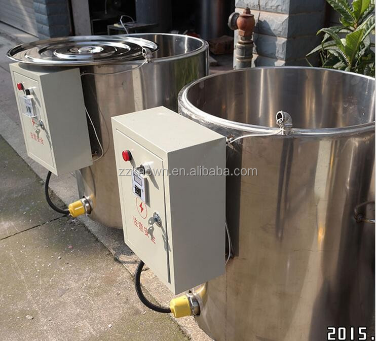 Candle Wax Melting Machine Automatic Candle Making Machine