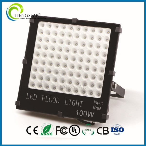 cheap price 100w dmx rgb led floodlight ip65