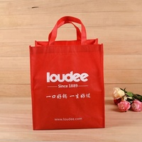 big non woven bag eco-friendly non woven handbag large gift bag