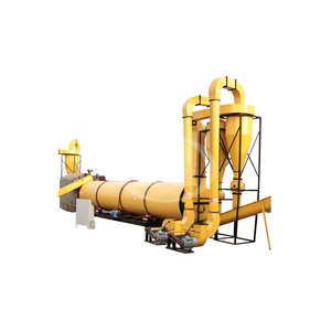 China 40 years experience rotary dryer coal burner manufacturer