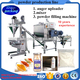 Automatic Auger Screw Powder Filling Machine with Double Heads and Weighing Feedback System