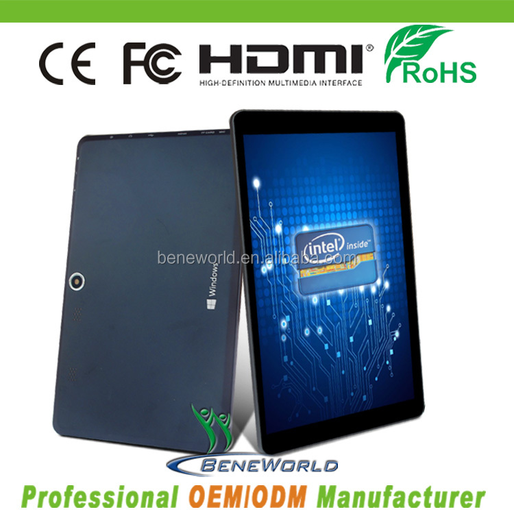 Metal housing pc tablet 8inch quad core & windows 8.1& RAM 2G