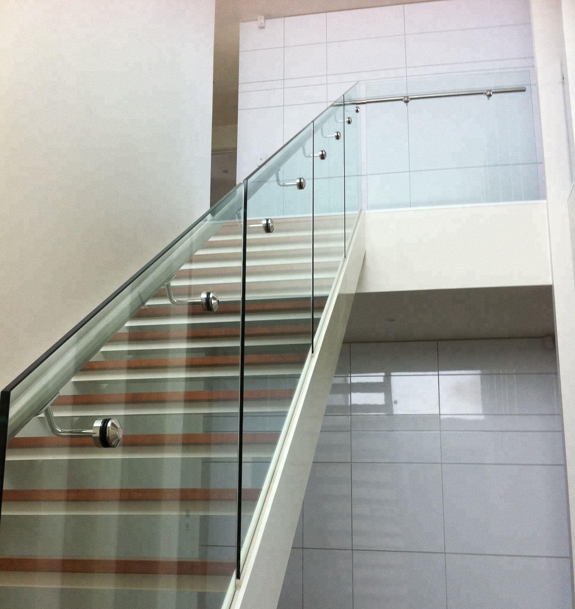 New Design Terrace Made In China Glass Railing Cost Per