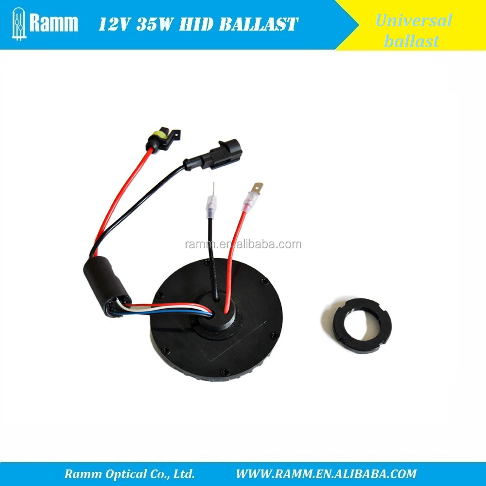 RoHS approved hid adjustable ballast for vw golf 6 xenon headlight